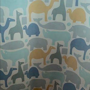 Dwell Baby curtain panels drapes
